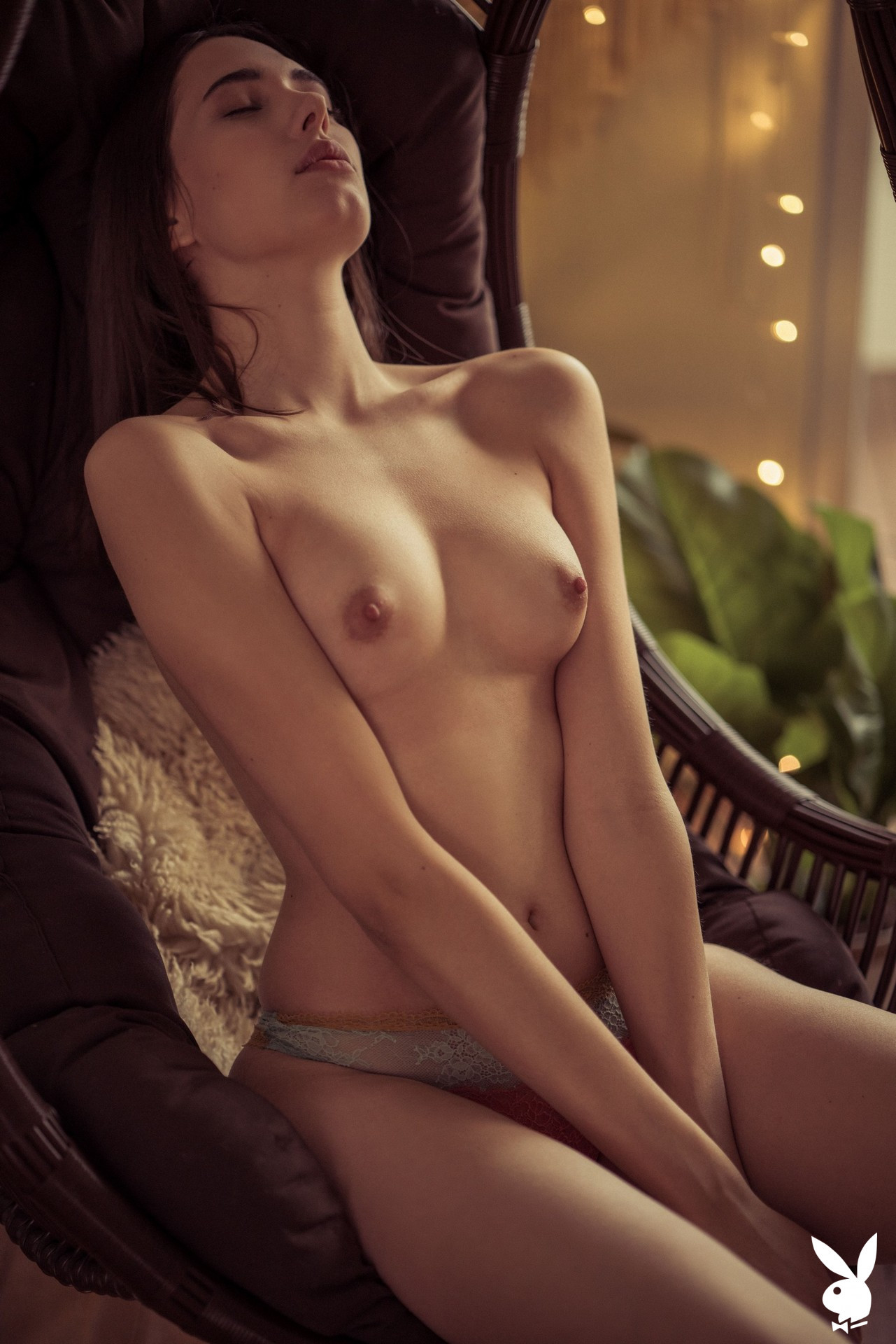 Katrine Pirs In Slow Touch Playboy Plusι 13