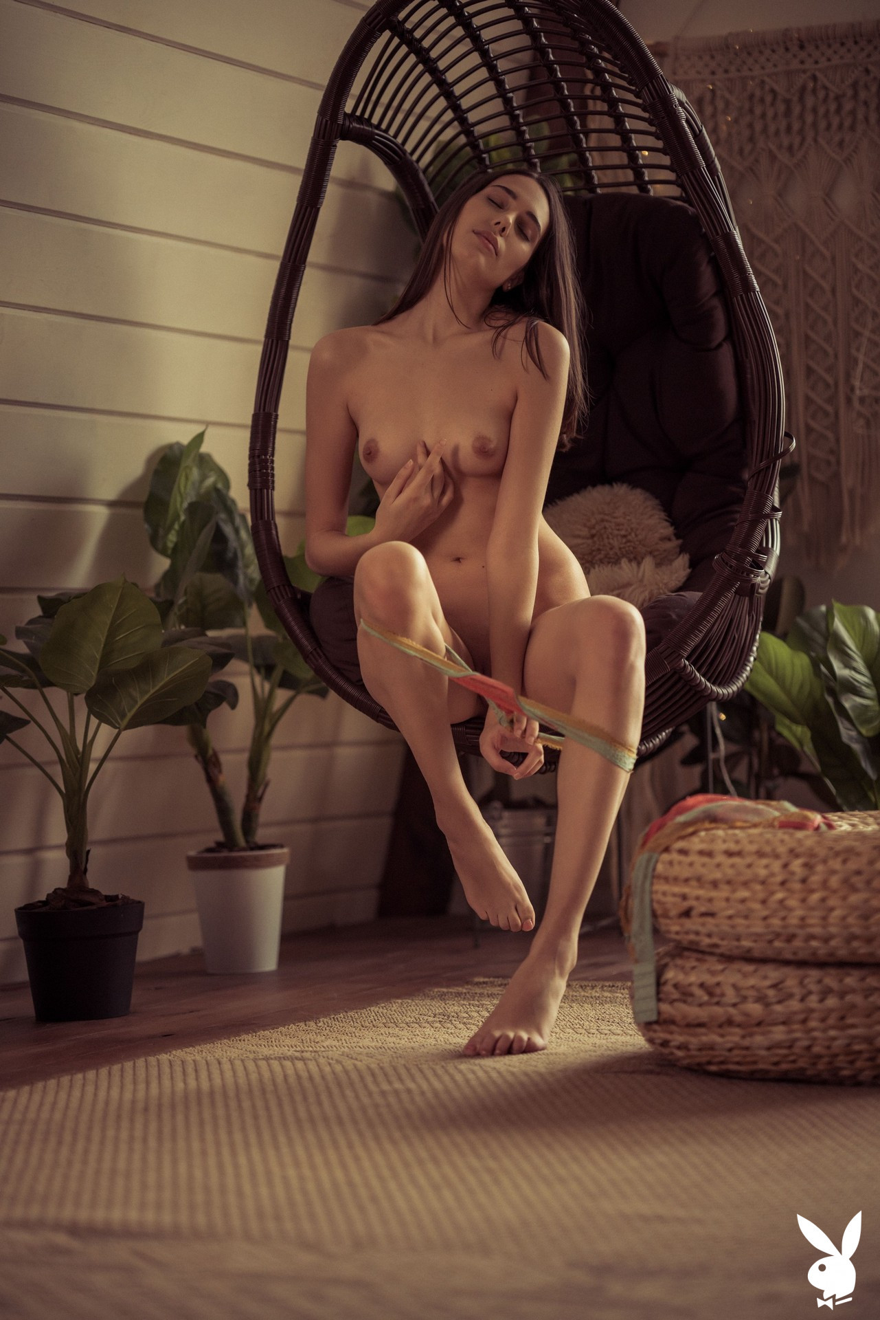Katrine Pirs In Slow Touch Playboy Plusι 17