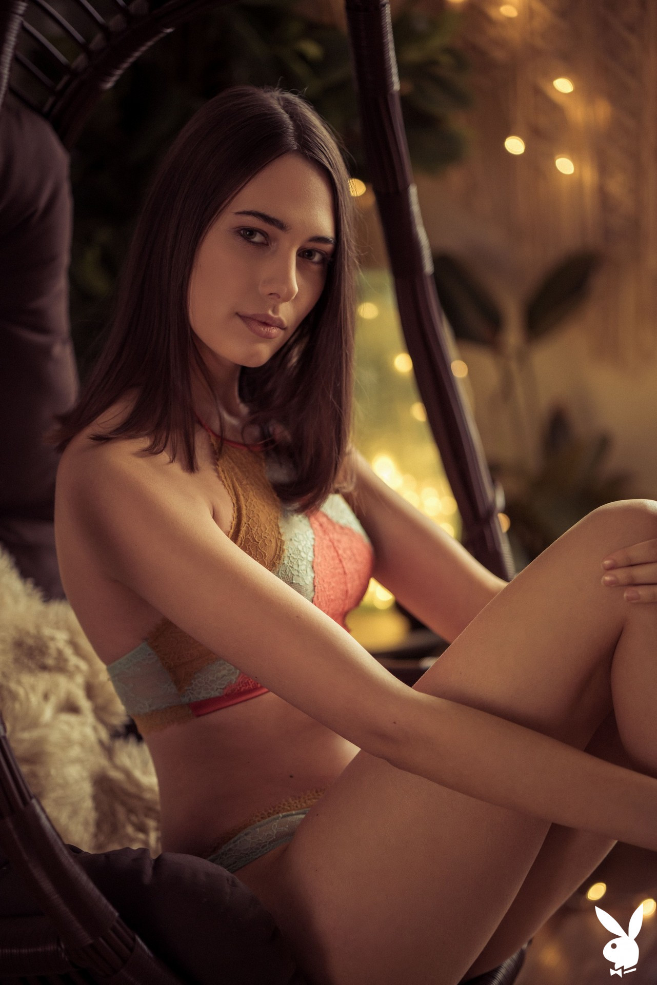 Katrine Pirs In Slow Touch Playboy Plusι 3