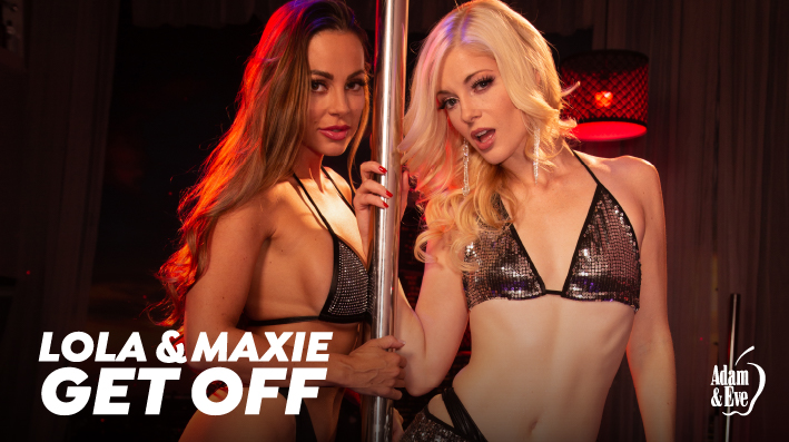 Lola And Maxie Get Off — Lustcinema