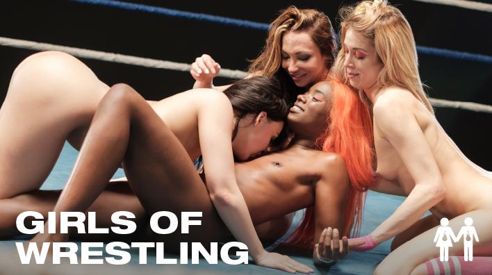 Lustcinema, Girls Of Wrestling