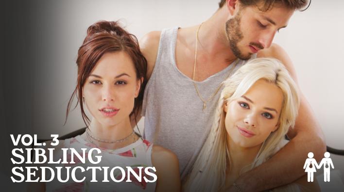 Lustcinema, Sibling Seductions Series, Ep. 3