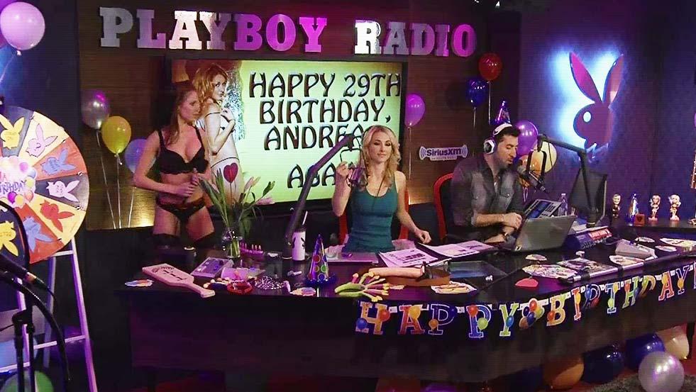 Playboy Morning Show, Season 5, Ep. 203