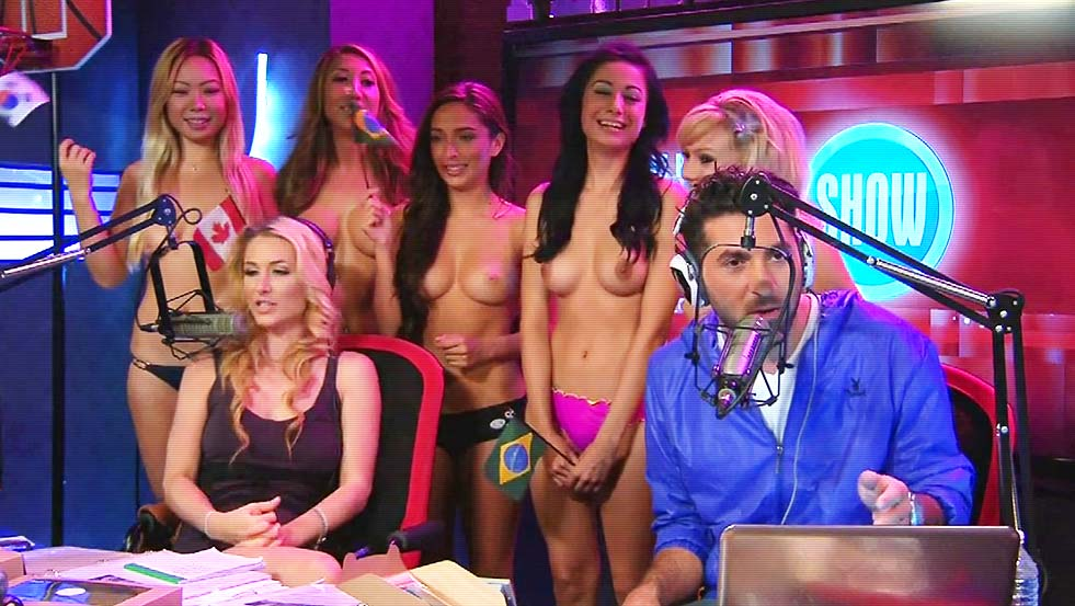 Playboy Morning Show, Season 5, Ep. 216