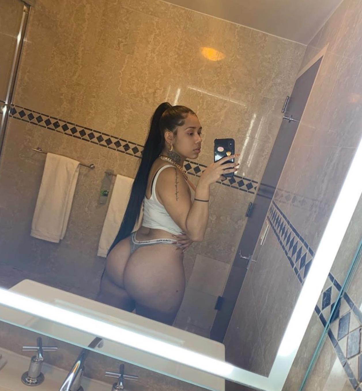 Sara Molina Nude & Sex Tape 6ix9ine Baby Mama Leaked! 0004