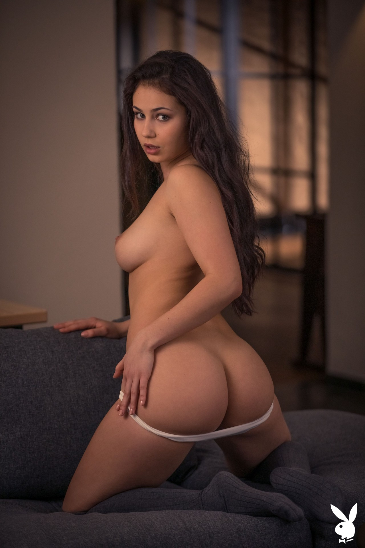 Sophie Limma In Casual Charm Playboy Plus (13)