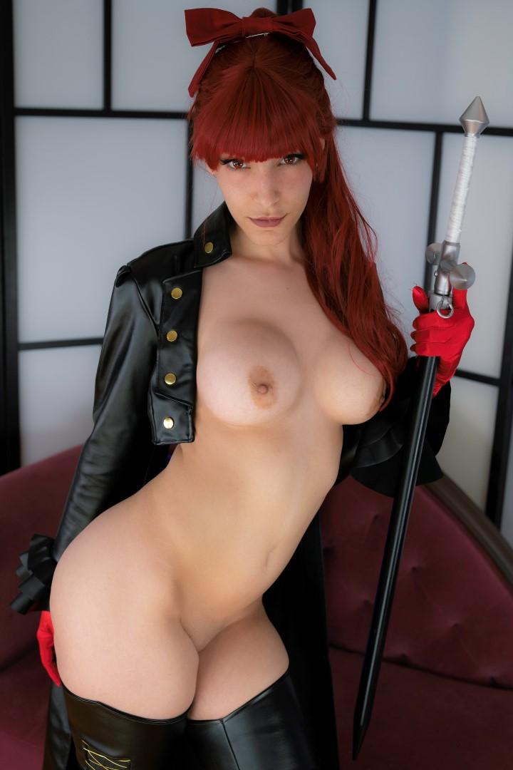Tenleid, Onlyfans, Nude Kasumi Cosplay 0013