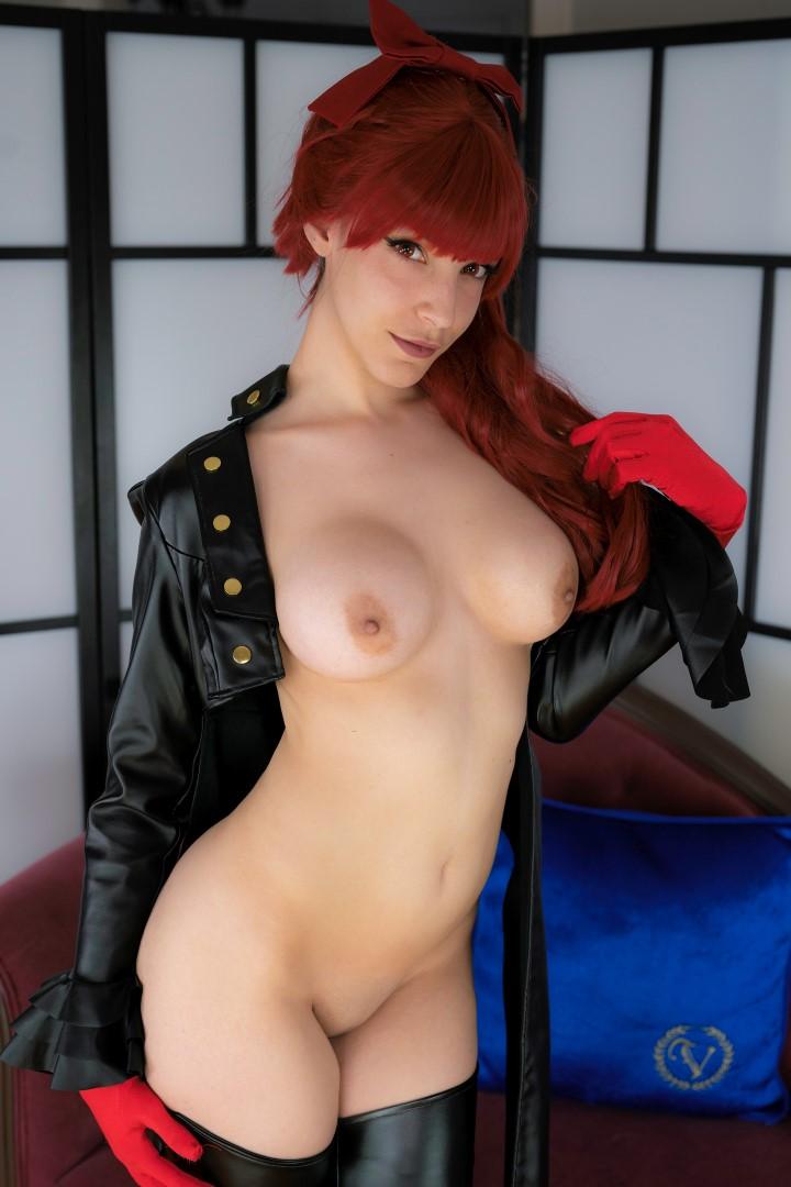 Tenleid, Onlyfans, Nude Kasumi Cosplay 0016