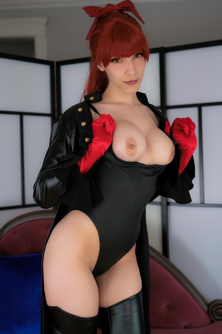 Tenleid, Onlyfans, Nude Kasumi Cosplay 0029