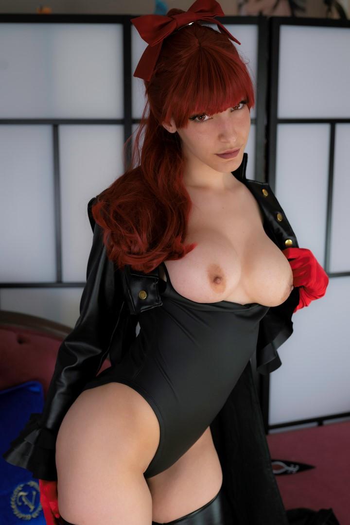 Tenleid, Onlyfans, Nude Kasumi Cosplay 0034