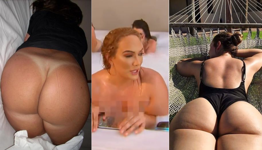 Wwe Nia Jax Nude & Sex Tape Leaked! 0053
