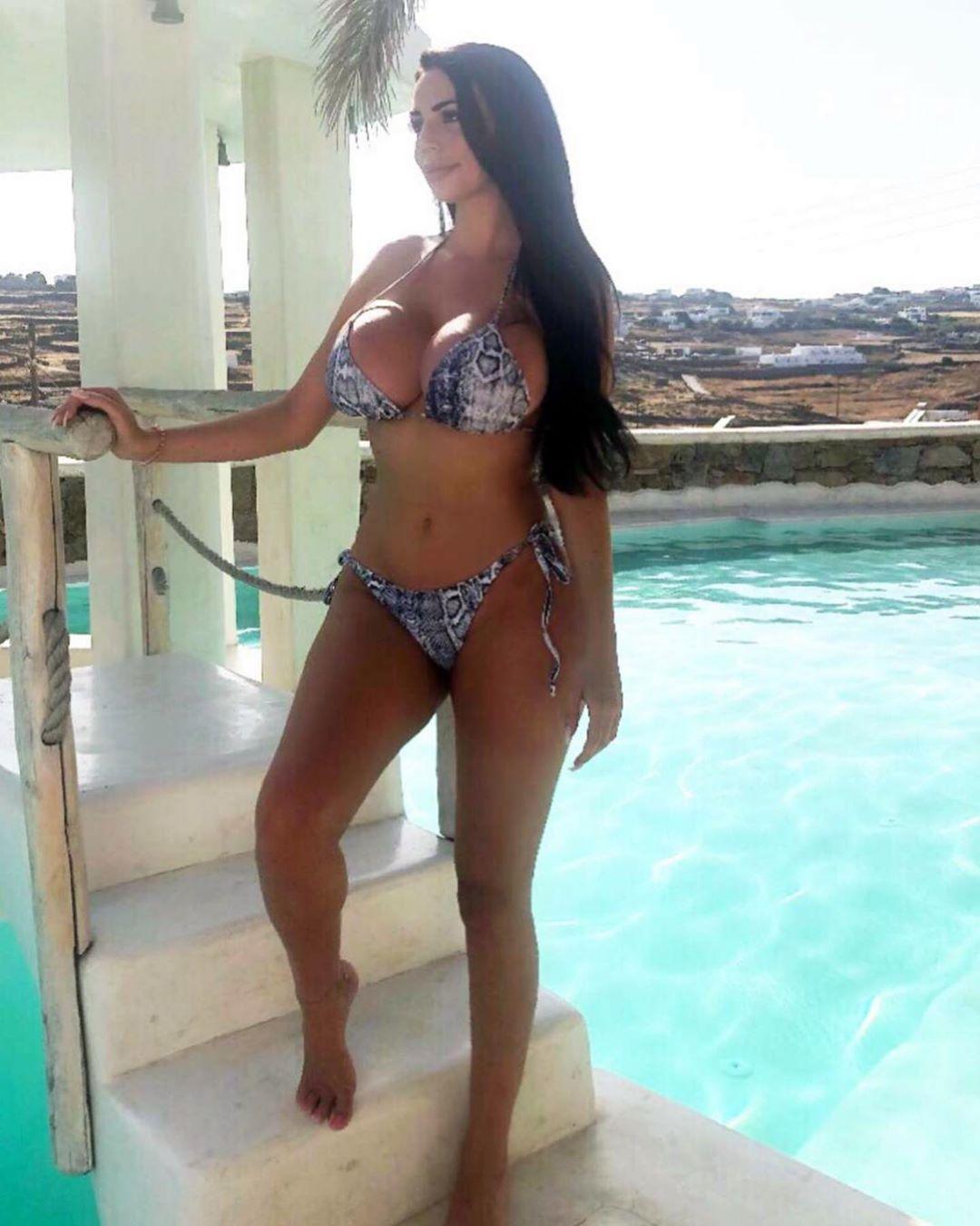 Yvonne Bar Nude & Sex Tape Onlyfans! 0004