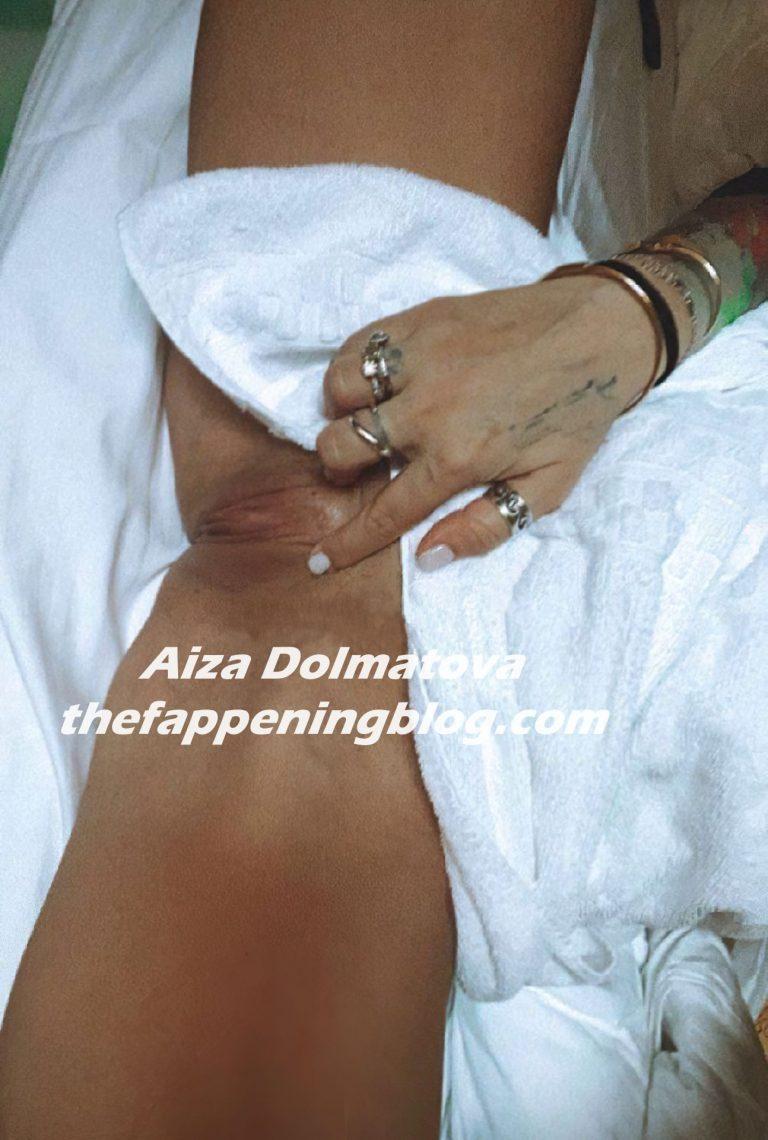 Aiza Dolmatova Nude The Fappening Blog