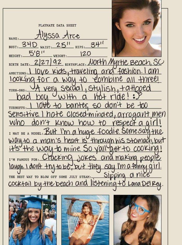 Alyssa Arce Instagram Nude Leaks 0003