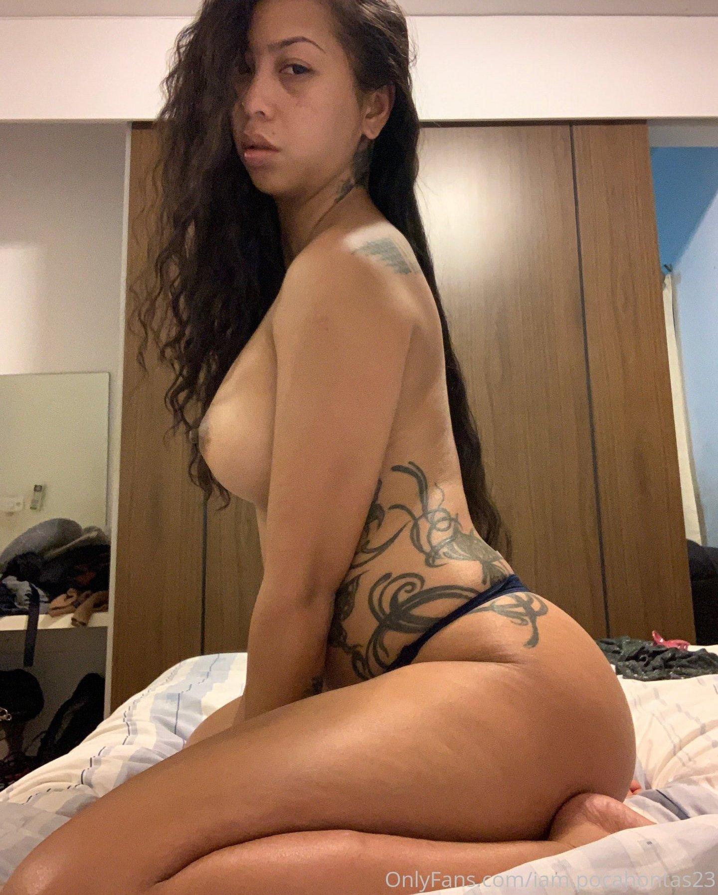 Asian Thai Girl Iampocahontas Onlyfans Nude Leaks 0024