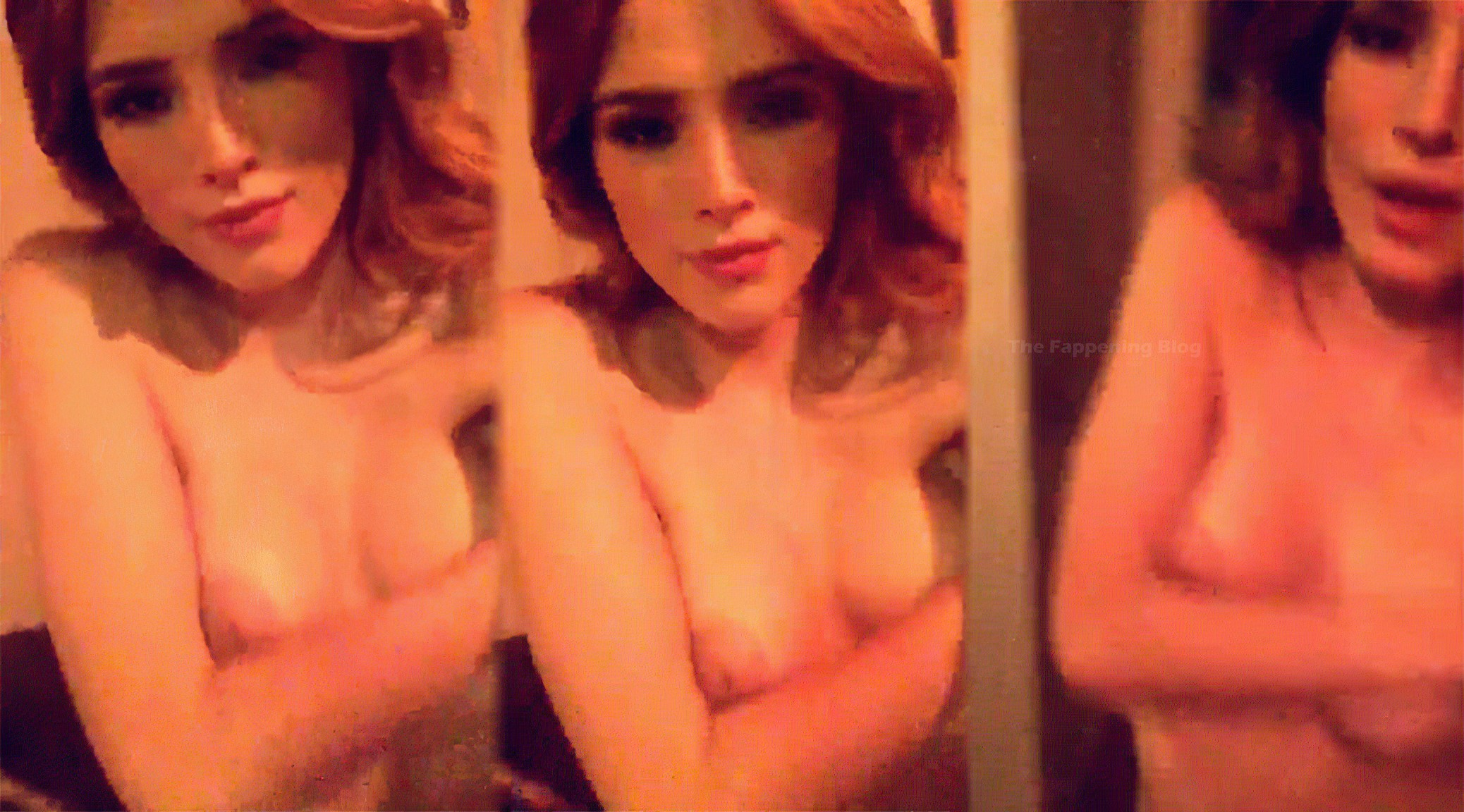Bella Thorne Nude Leaked The Fappening0016