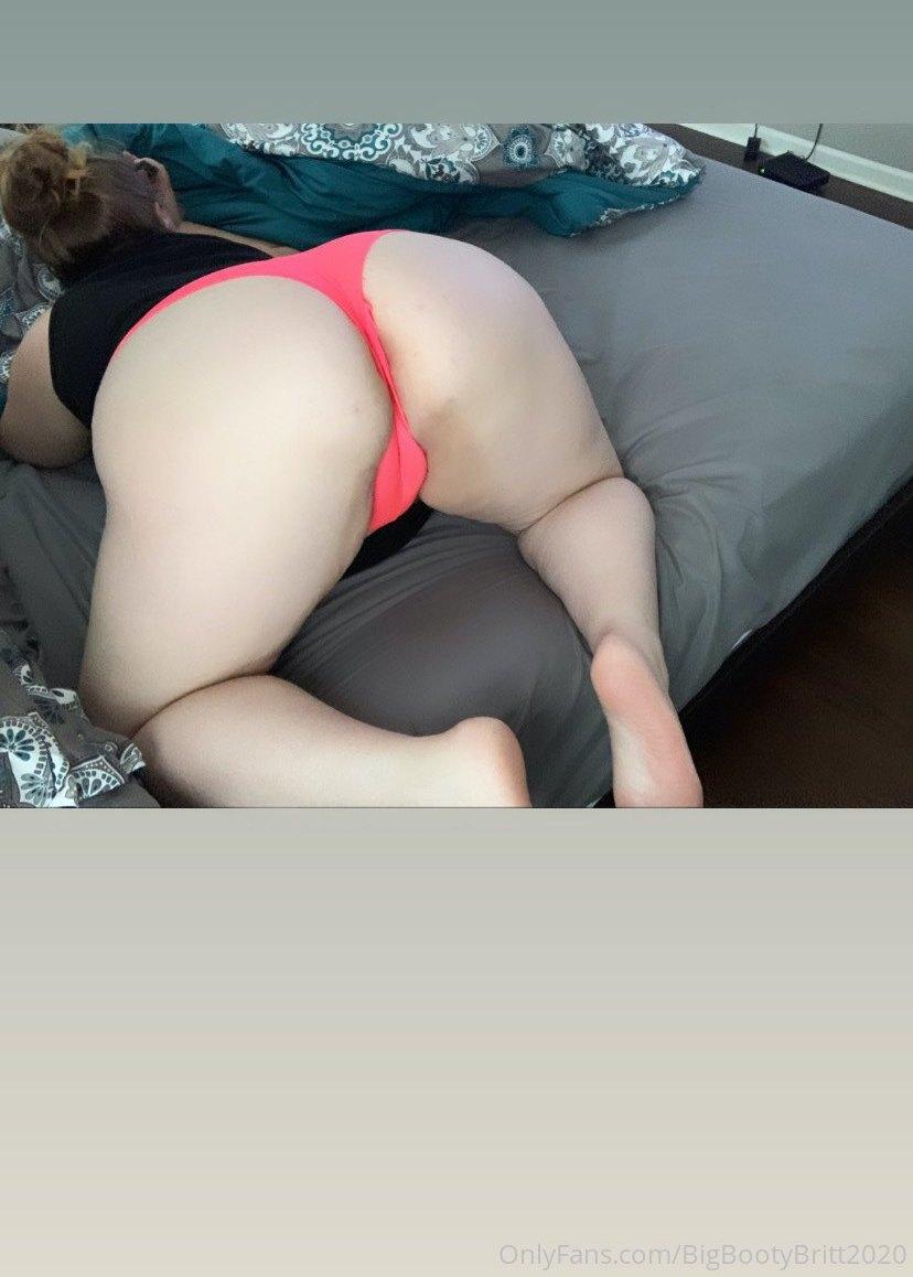Big Booty Britt Bigbootybritt2020 Onlyfans Nudes Leaks 0024