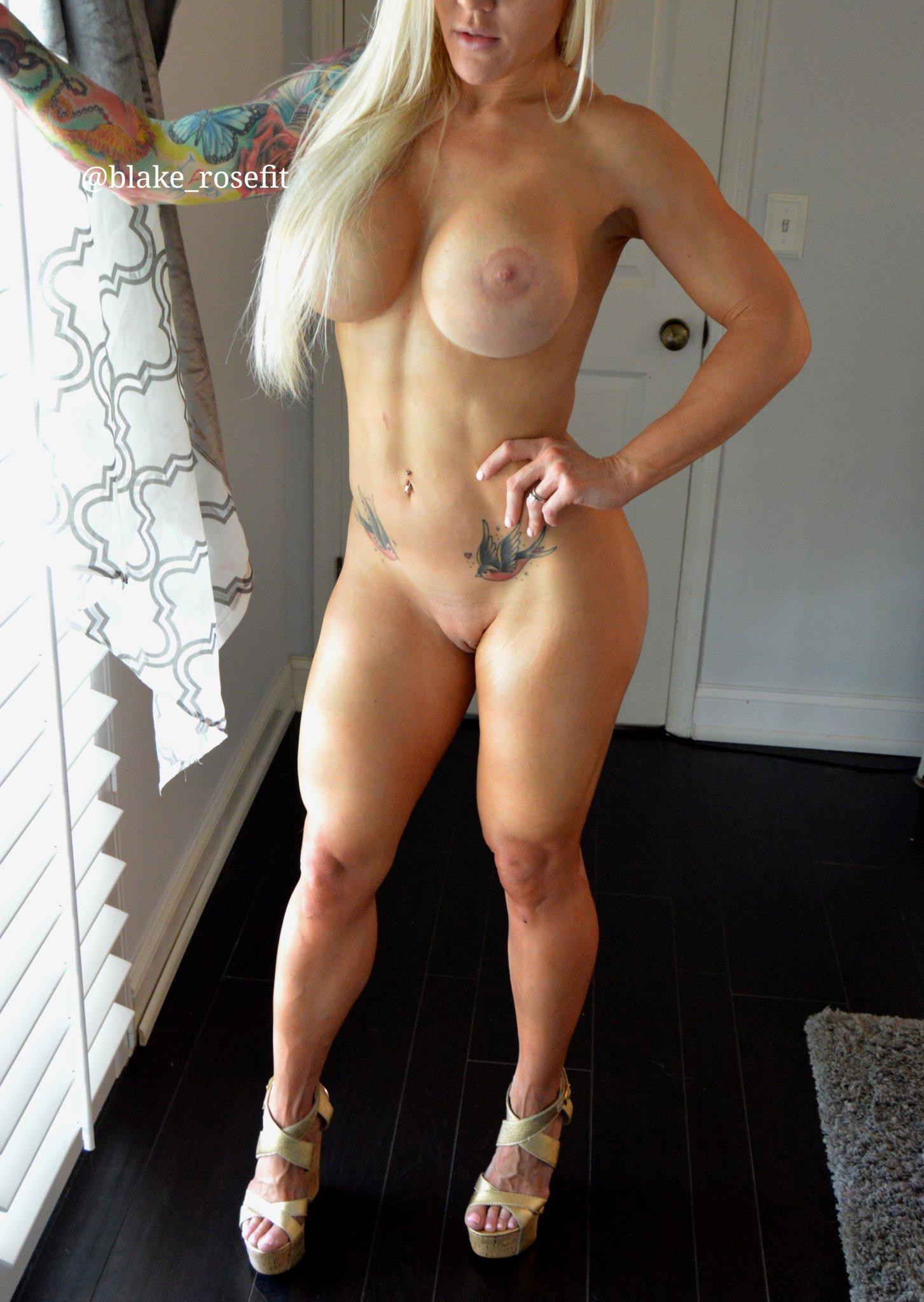 Blake Rose Nude Blake Rosefit Onlyfans Leaked! 0013