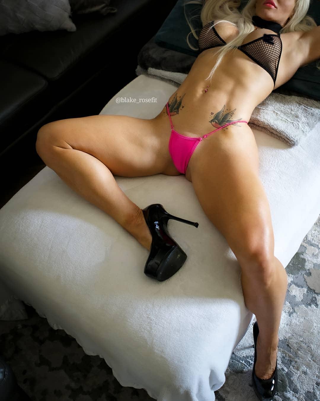Blake Rose Nude Blake Rosefit Onlyfans Leaked! 0060