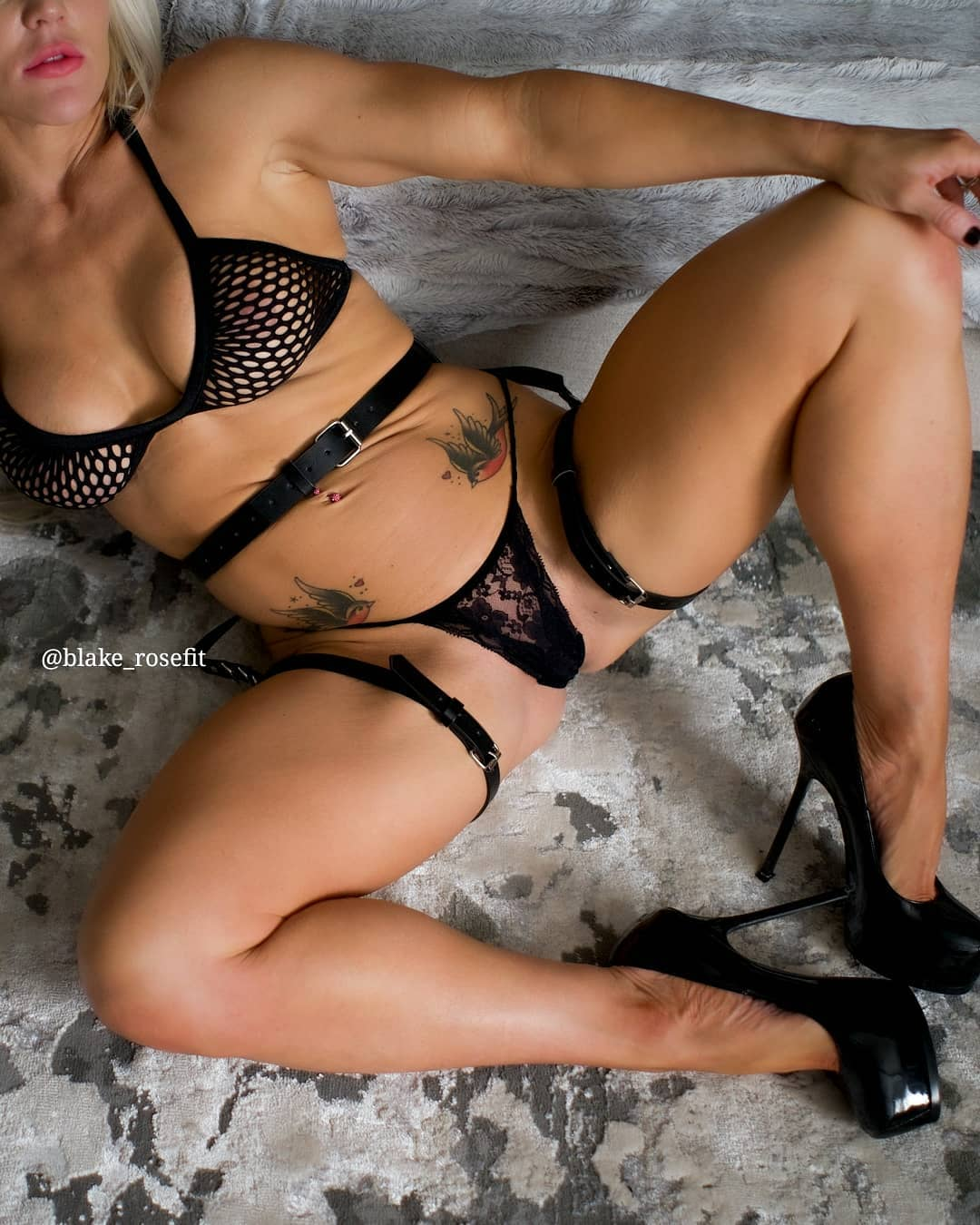 Blake Rose Nude Blake Rosefit Onlyfans Leaked! 0075