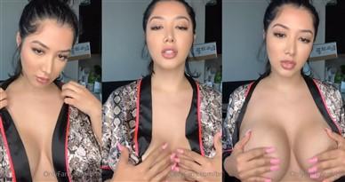 Brndav Leaked Titty Play Onlyfans Porn Video