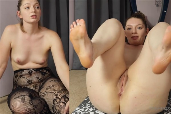 Curves 4 Daze Ass Pussy Show Nude Yoga Video