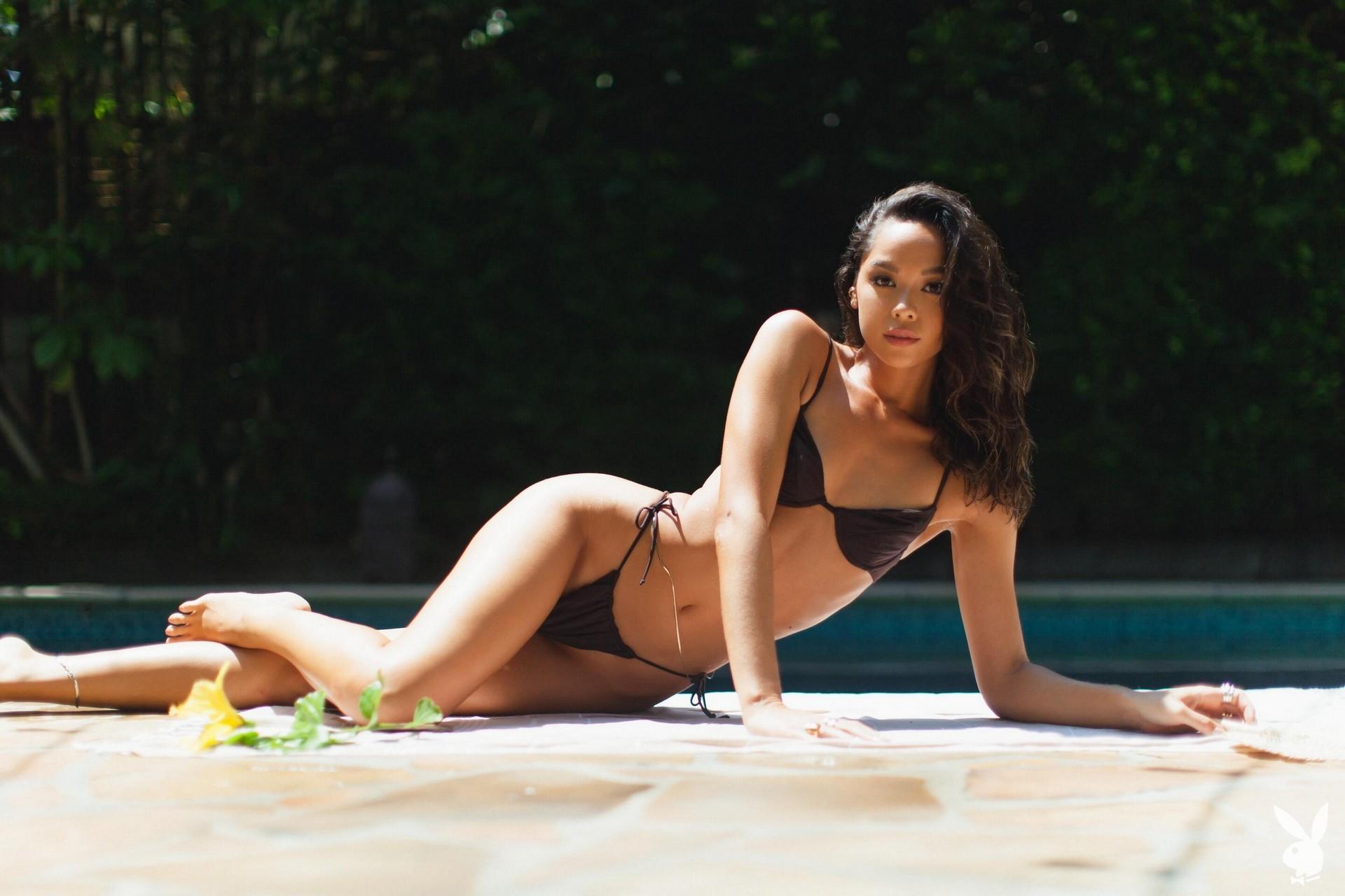 Danielle Alcaraz Playmate Outtakes Playboy Plus (1)