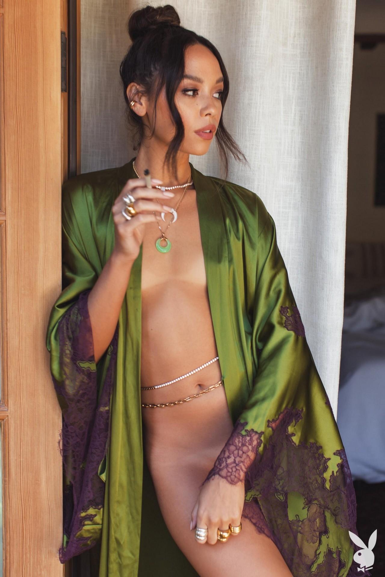 Danielle Alcaraz Playmate Outtakes Playboy Plus (10)