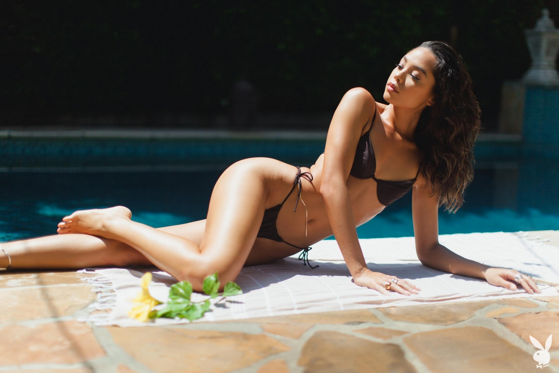 Danielle Alcaraz Playmate Outtakes Playboy Plus (2)