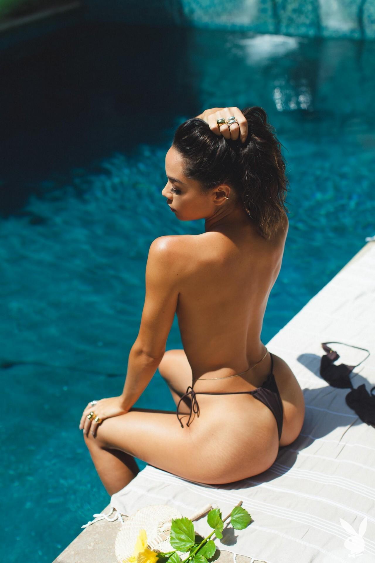 Danielle Alcaraz Playmate Outtakes Playboy Plus (4)