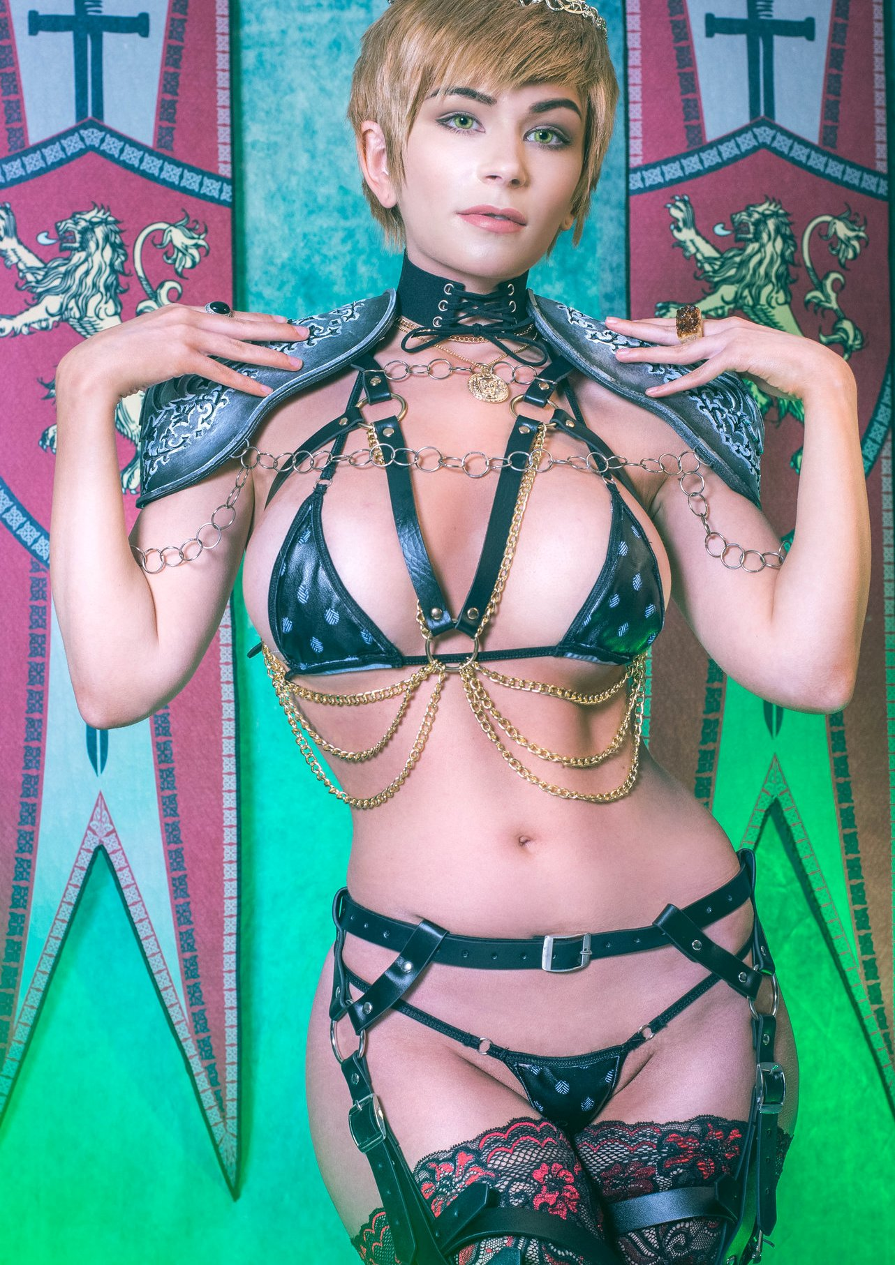 Danielle Beaulieu Daniellecosplay Onlyfans Nude Leaks 0029