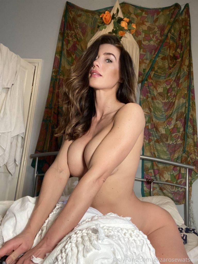 Eliza Rose Watson Nude Onlyfans Leaked! 0030