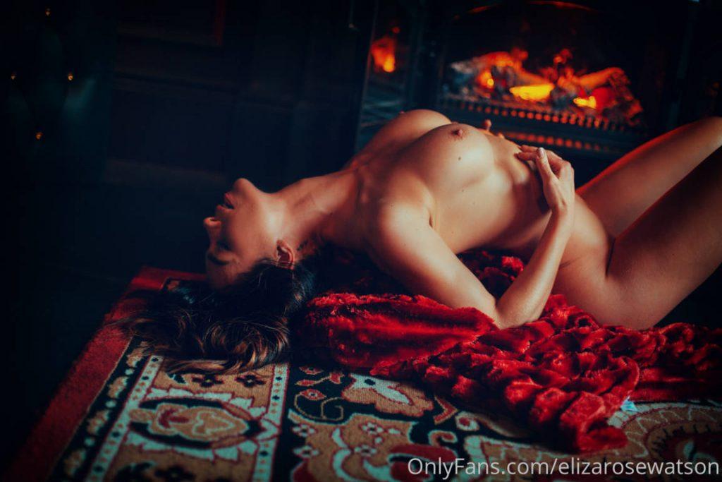 Eliza Rose Watson Nude Onlyfans Leaked! 0042