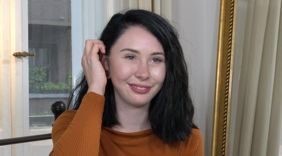 Ersties.com Joana, A Fiery Spirit Hot For Lederhosen