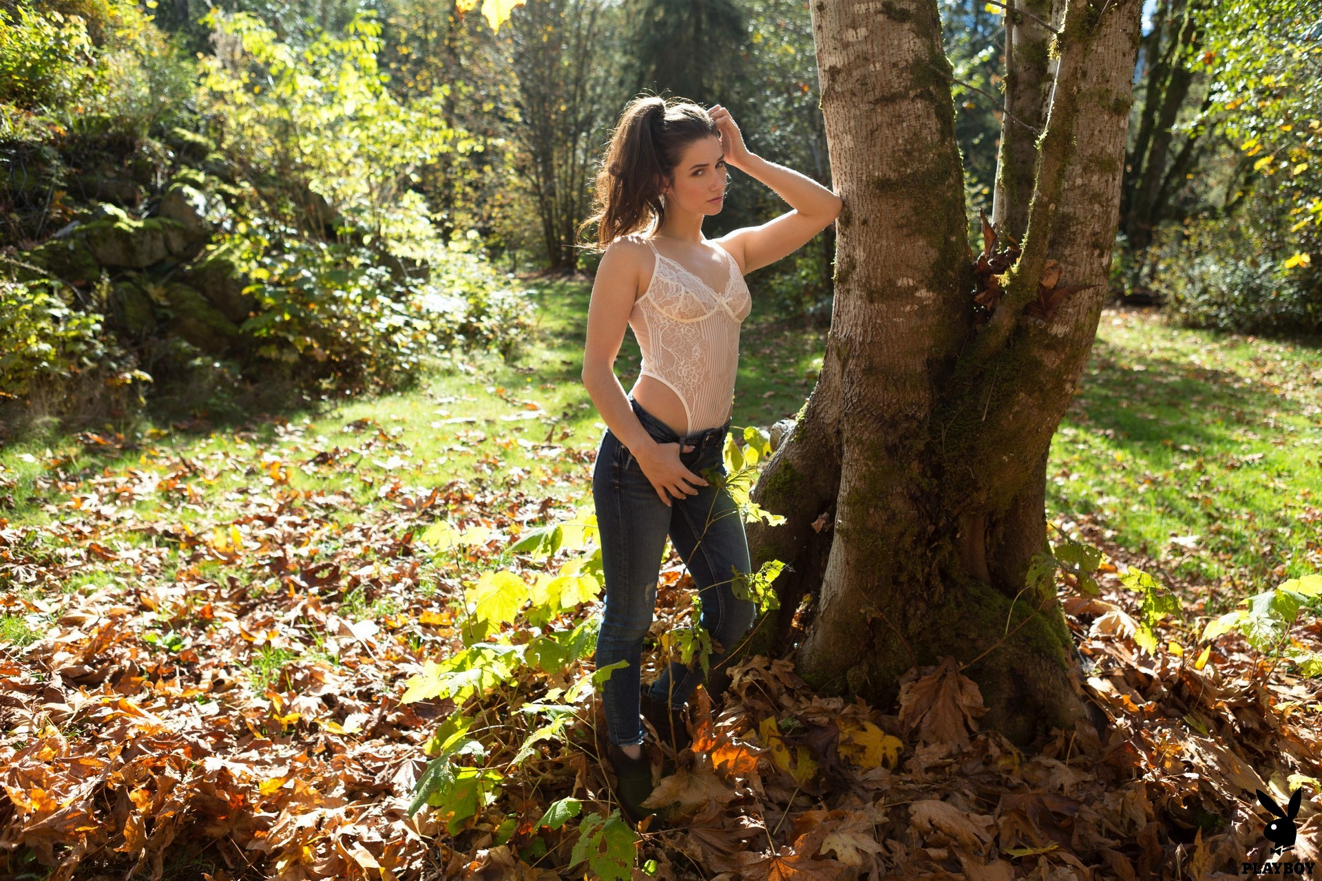 First Day Of Autumn Alexandra Belle In Falling For You Playboy Plus (19)