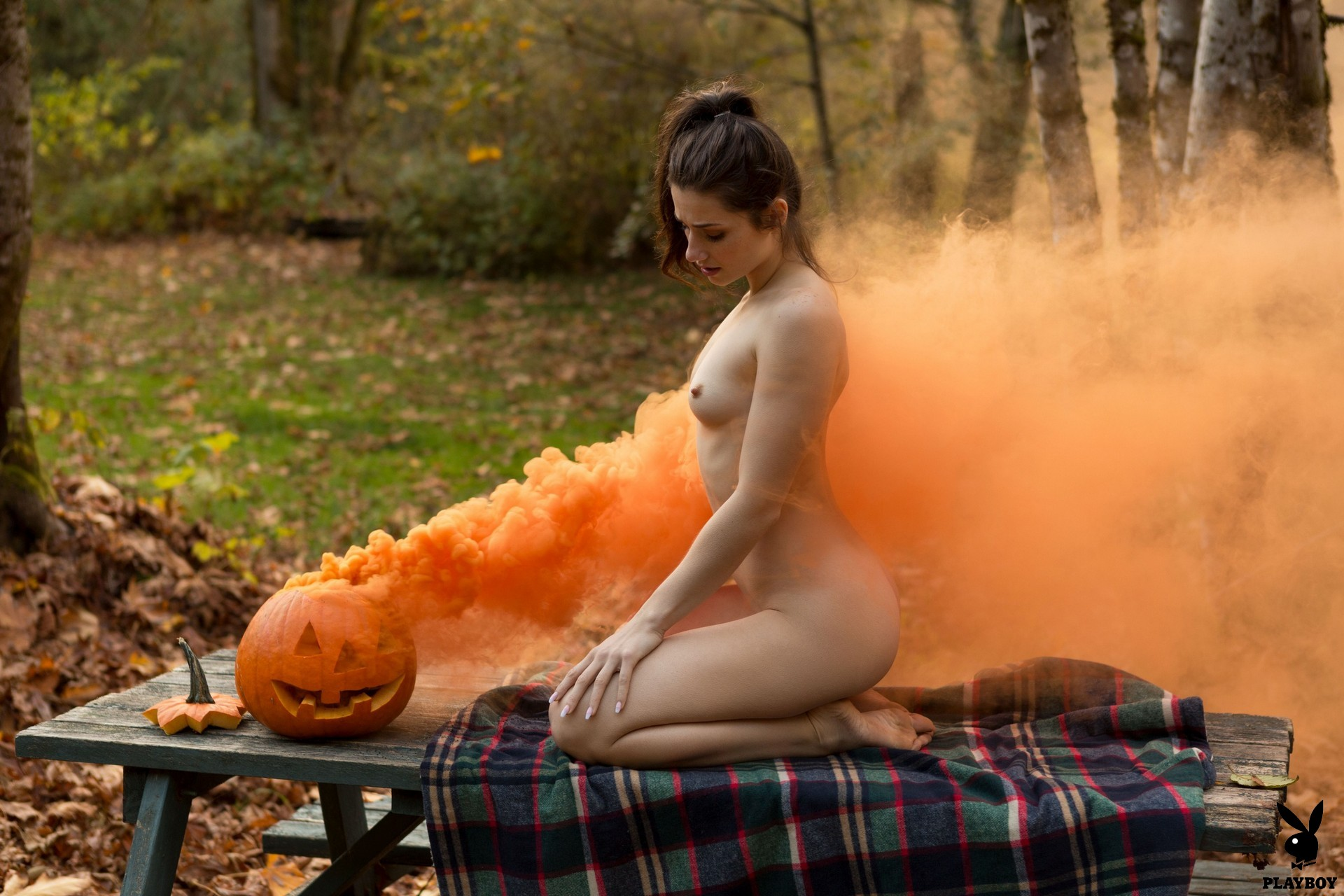 First Day Of Autumn Alexandra Belle In Falling For You Playboy Plus (37)