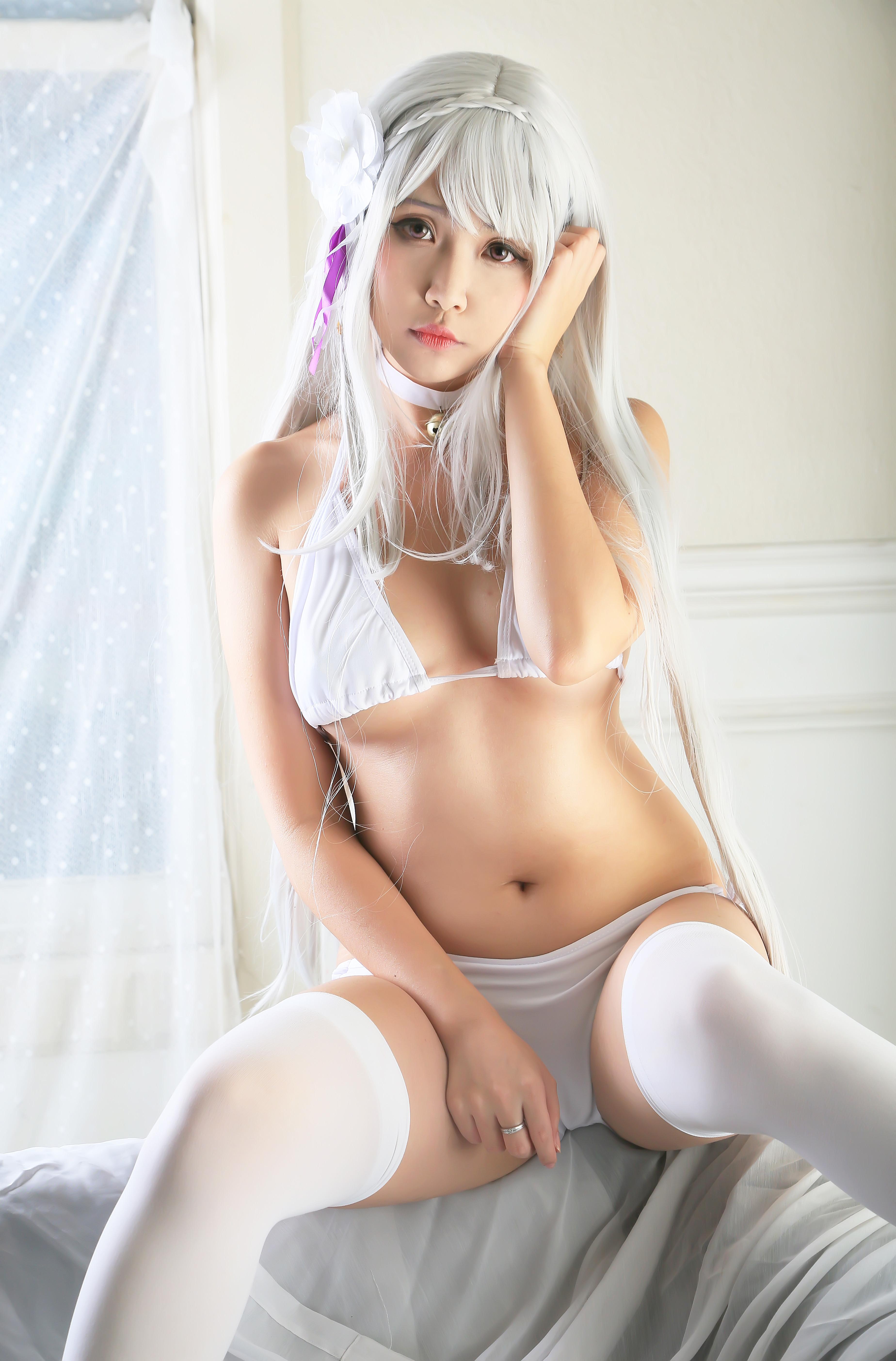 Hana Bunny Nude & Sex Tape Cosplay Leaked! 0051