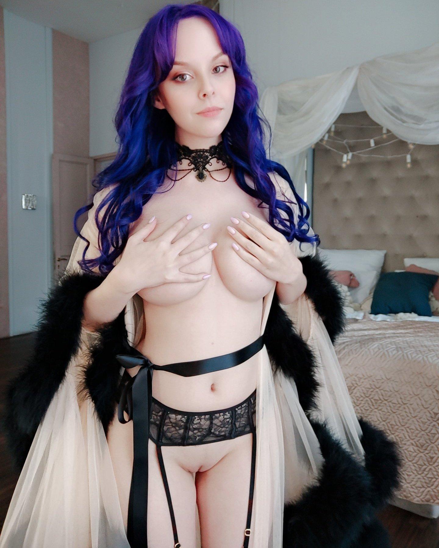 Helly Von Valentine Patreon Nude Leaks 0009