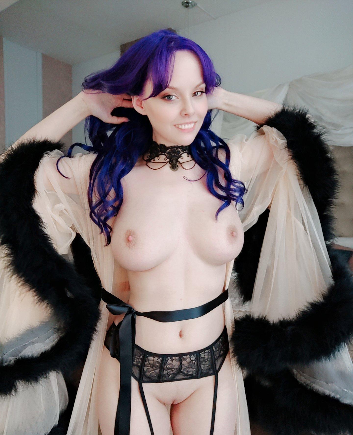 Helly Von Valentine Patreon Nude Leaks 0012