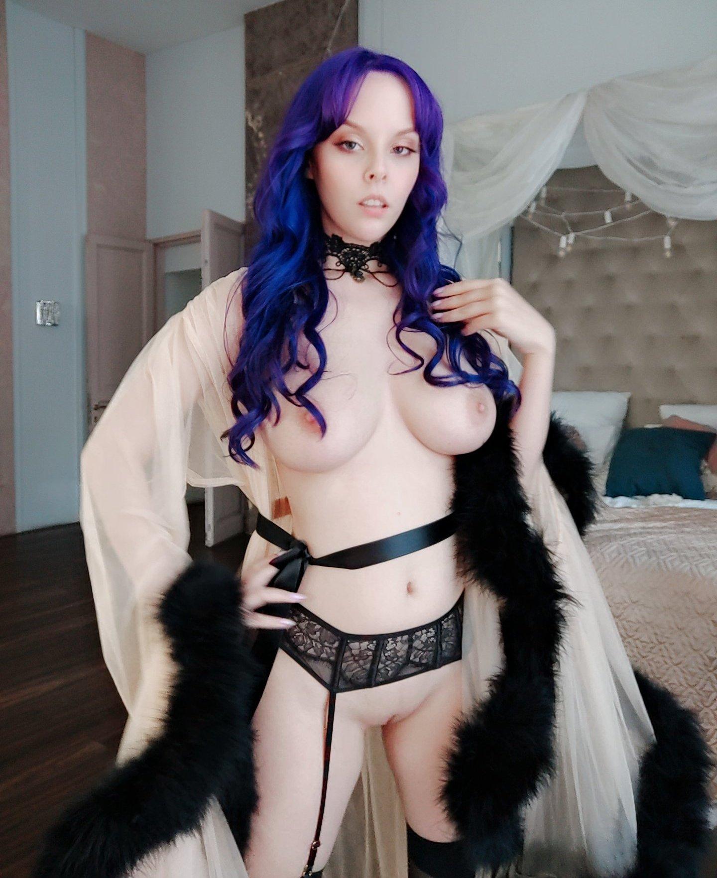 Helly Von Valentine Patreon Nude Leaks 0020