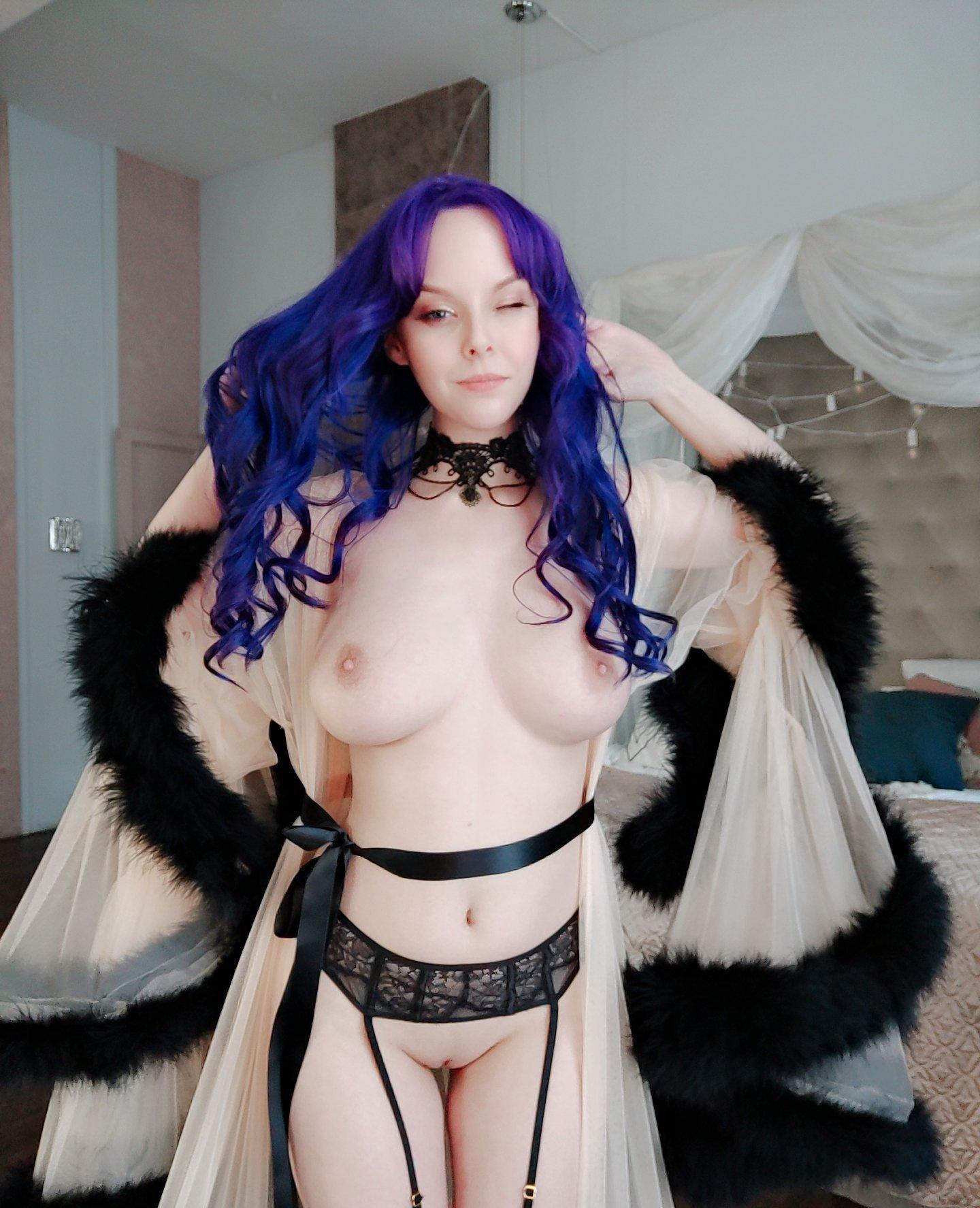 Helly Von Valentine Patreon Nude Leaks 0023