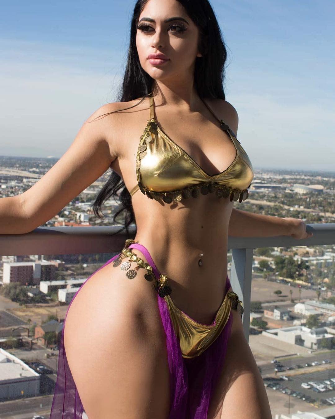 Jailyne Ojeda Sex Tape & Nude Leaked! 0016