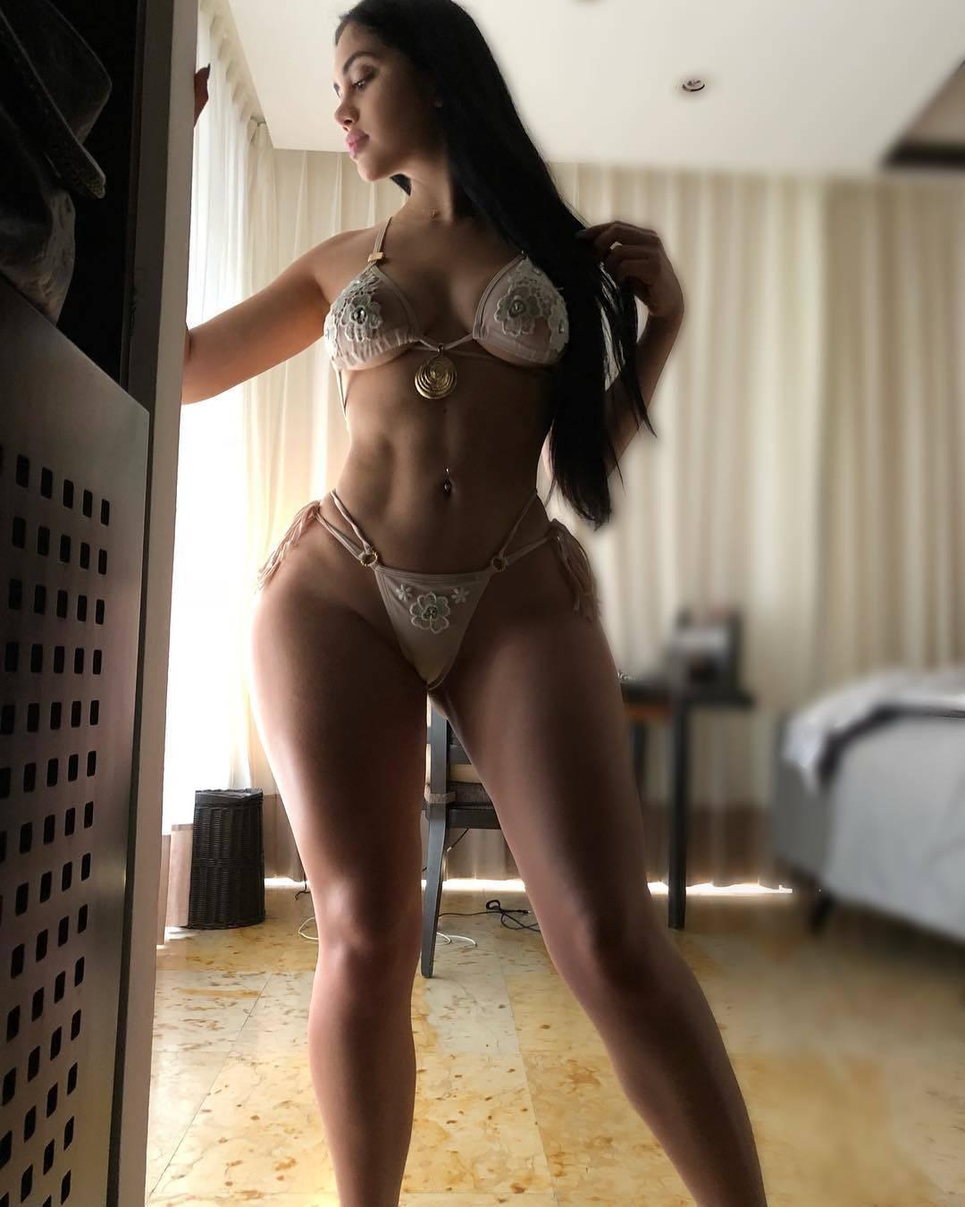 Jailyne Ojeda Sex Tape & Nude Leaked! 0054