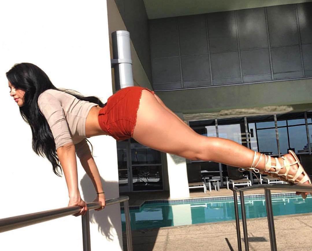 Jailyne Ojeda Sex Tape & Nude Leaked! 0064