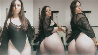 Jasminely Nude Bubble Butt Porn Video Leaked