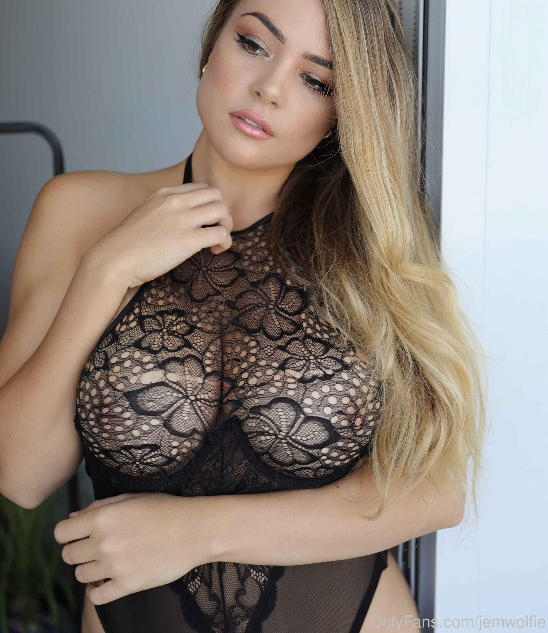 Jem Wolfie Nude Shower Onlyfans Photos Leaked 0016