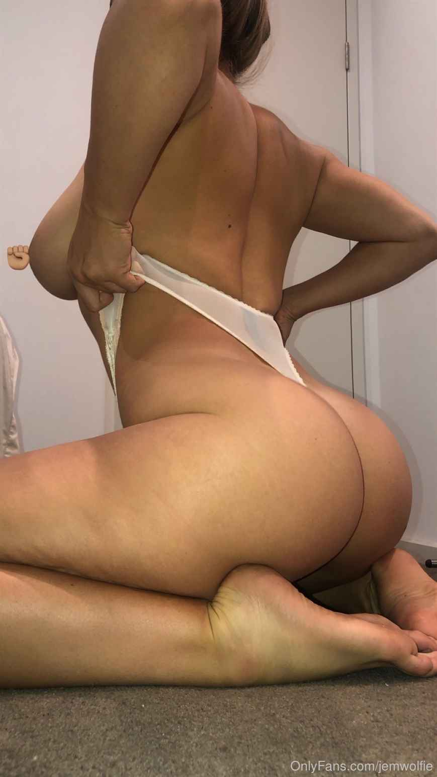 Jem Wolfie Nude Shower Onlyfans Photos Leaked 0063
