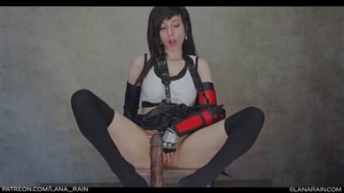 Lana Rain Nude Tifa Findoms Barret For Girl Leaked Video