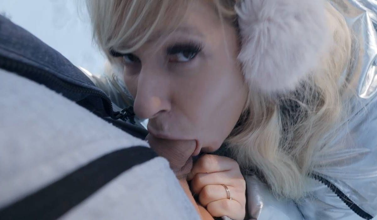 Lustery Vlog Snow Business Couple Kate & Axel