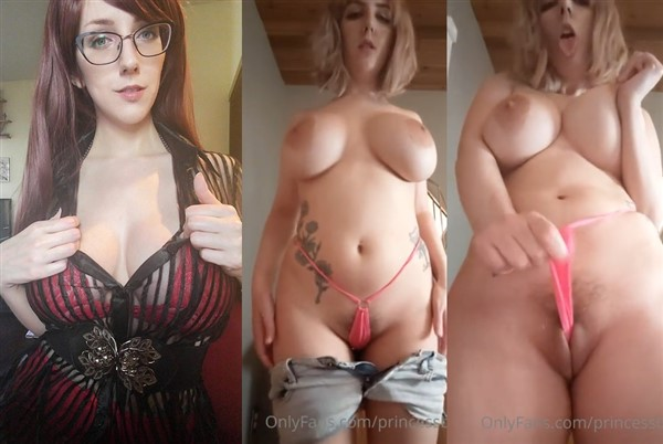 Princessberpl Onlyfans Nude Pussy Tease Video